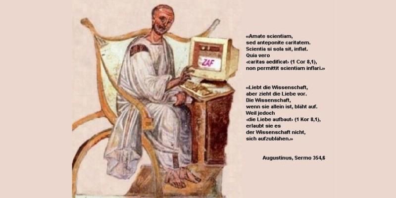 Augustinusforschung | © Zentrum für Augustinusforschung e.V.