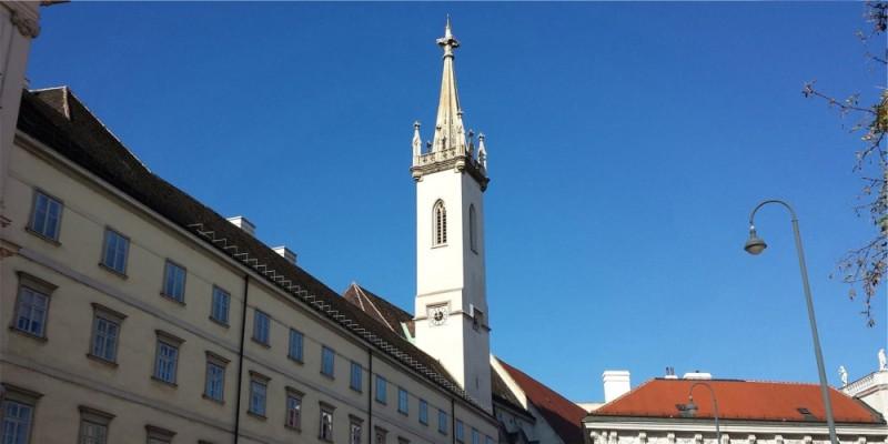 Das Wiener Augustinerkloster, Sitz des Augustiner-Vikariates Wien | © Augustiner Wien
