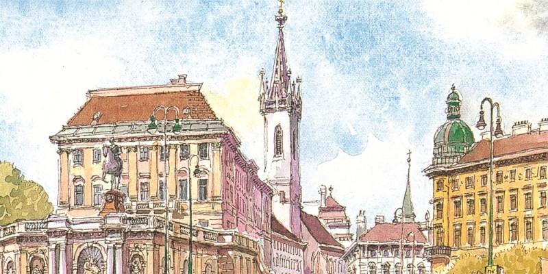 Augustinerkirche in Wien | © Augustiner