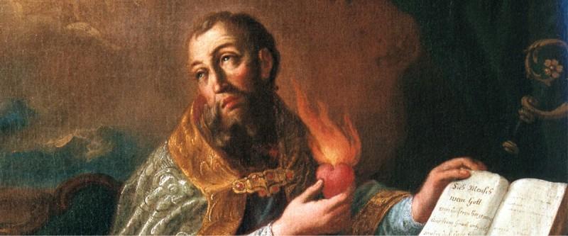 © Augustiner-Vikariat Wien | Hl. Ordensvater Augustinus