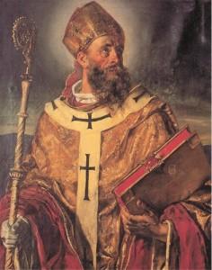 Hl. Augustinus | Augustinerkirche Wien | © Augustiner Wien
