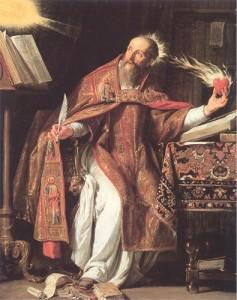 Hl. Augustinus | © Augustiner Wien