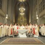Priesterweihe von P. Matthias | © Augustiner Wien | Foto: Franz Josef Rupprecht